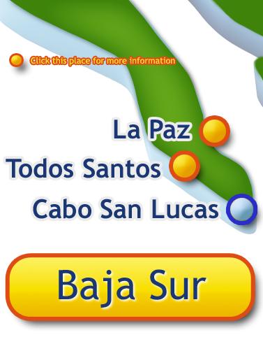 Baja Sur Mexico Places to Live