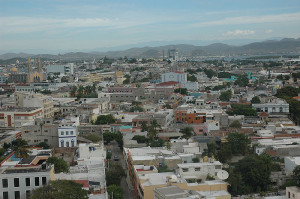 Mazatlan historic district