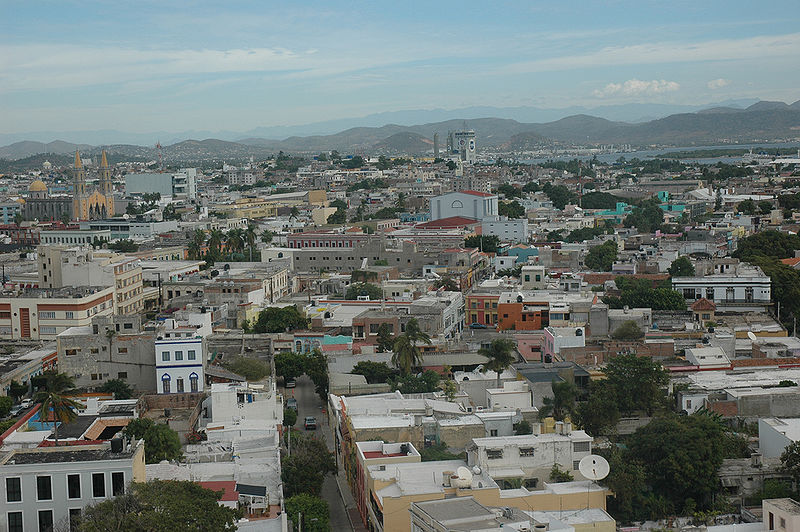 Mazatlan City Central