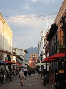 San Cristobal Thoroughfare