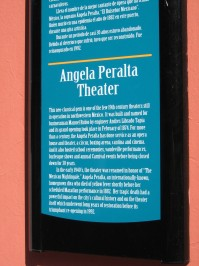 Mazatlan Angela Peralta Theater