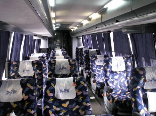 Using Public Transportation In Mexico