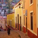 Guanajuato city street